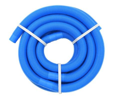 "vidaXL Pool Hose Blue 1.4"" 19.6'[2/3]"