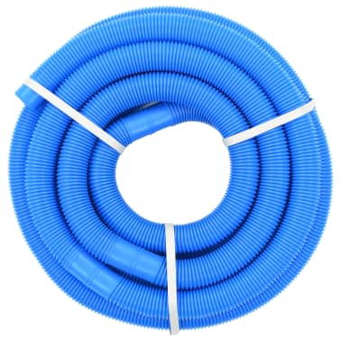 "vidaXL Pool Hose Blue 1.4"" 29.5"