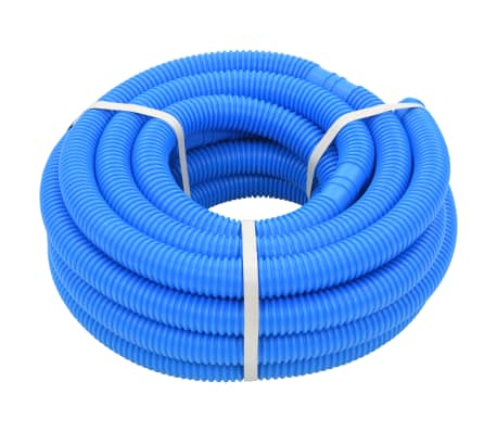 "vidaXL Pool Hose Blue 1.2"" 39.6'"