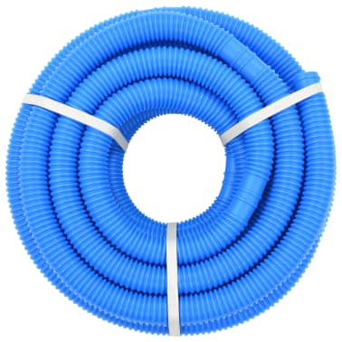 "vidaXL Pool Hose Blue 1.4"" 39.3"