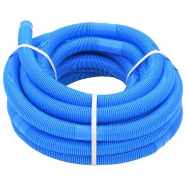 "vidaXL Pool Hose Blue 1.2"" 50.5"