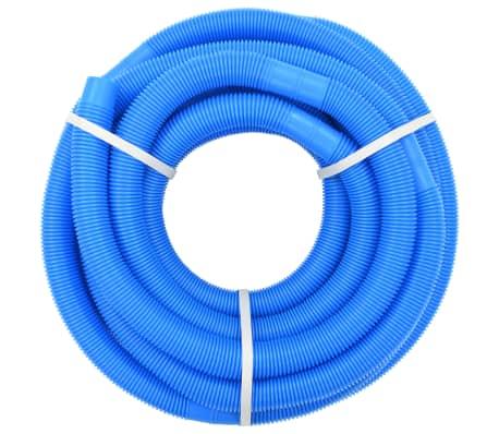 vidaXL Baseino žarna, mėlyna, 32 mm, 15,4 m[2/3]