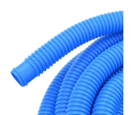 vidaXL Baseino žarna, mėlyna, 32 mm, 15,4 m[3/3]