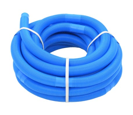 "vidaXL Pool Hose Blue 1.4"" 49.2'[1/3]"
