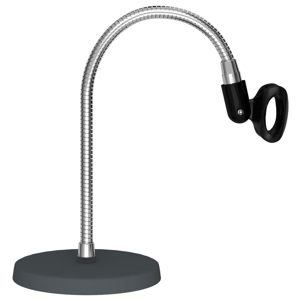 vidaXL Flexibilní mikrofonní stojan na stolní desku
