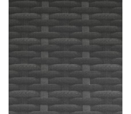 vidaXL PVC Fence Strip Roll 70x0.19 m Rattan[4/4]