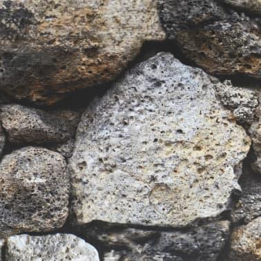 vidaXL kőmintás PVC kerítés tekercs 70 x 0,19 m[4/4]