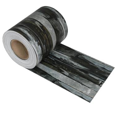 vidaXL Insynsskydd för staket 70x0,19 m sten[2/4]