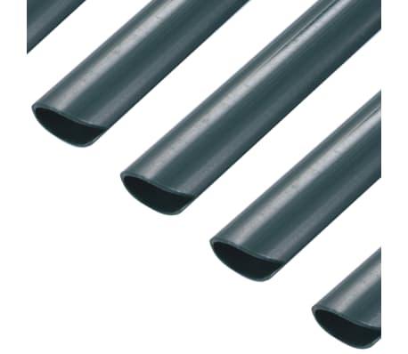 vidaXL 100x Clips PVC Sichtschutzstreifen Sichtschutz Befestigung 3 Farben