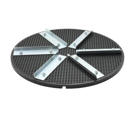 Plaque de maintien pour truelle électrique 39 cm