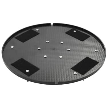 vidaXL Plaque de maintien Plastique Fer 39 cm[2/4]
