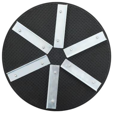 vidaXL Plaque de maintien Plastique Fer 39 cm[3/4]
