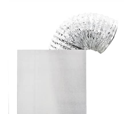vidaXL Ensemble d'armoires de cuisine 7 pcs avec hotte Blanc brillant[8/9]