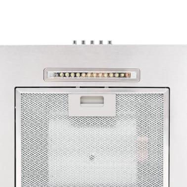 vidaXL 7 delars köksskåp set med köksfläkt högglans vit[7/9]