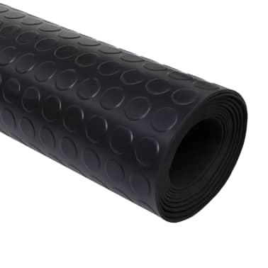 vidaXL Kilimėlis, neslystan. gumos, 1,5x2 m, 3 mm, rutuliukų dizainas[2/5]
