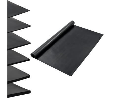 vidaXL Kilimėlis, 1,2x2 m, neslystanti guma, 1 mm, lygus[1/7]