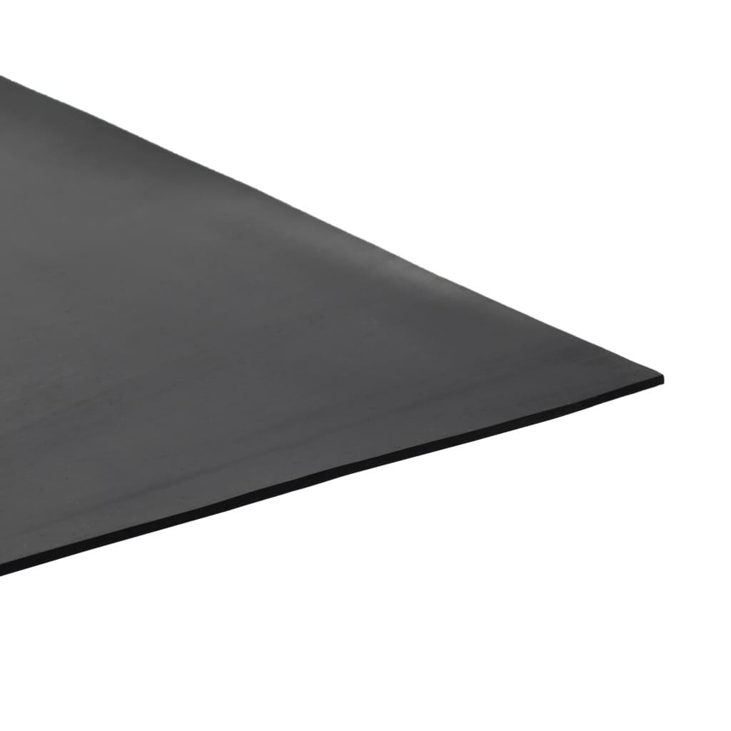 Vloermat anti-slip 2 mm 1,2x5 m rubber glad