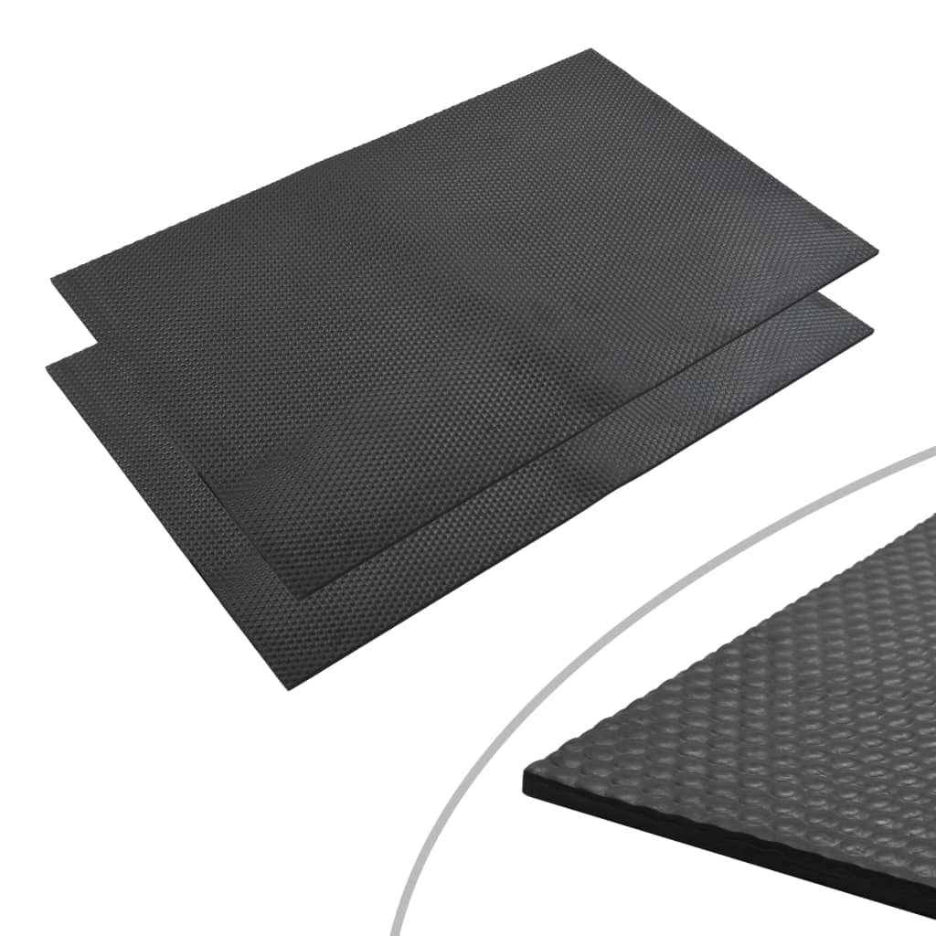 vidaXL Protiskluzová rohož gumová 1,2 x 0,8 m 12 mm oblázky