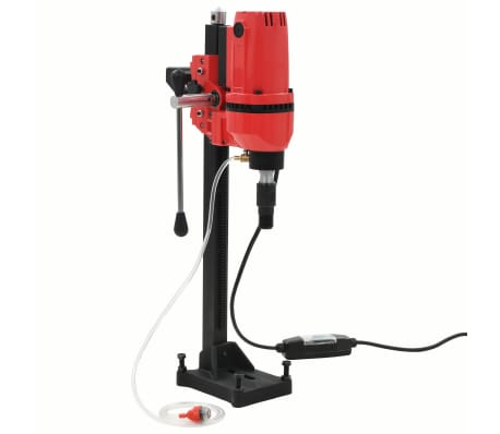vidaXL Carottier avec support 2600 W 200 mm