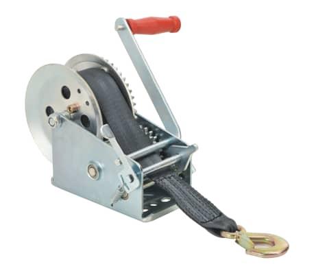 SEALEY gww1200b 540/kg Capacit/é /à treuil avec frein /à main et en toile