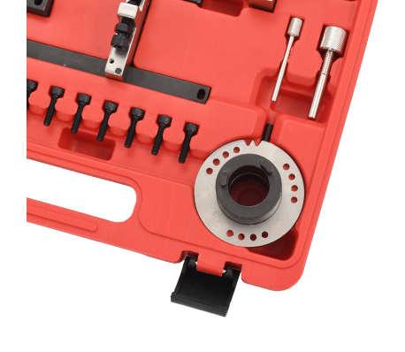 vidaXL Herramientas de sincronización del motor 16 piezas para Ford[5/6]