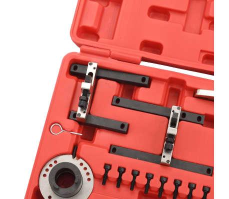 vidaXL Herramientas de sincronización del motor 16 piezas para Ford[6/6]