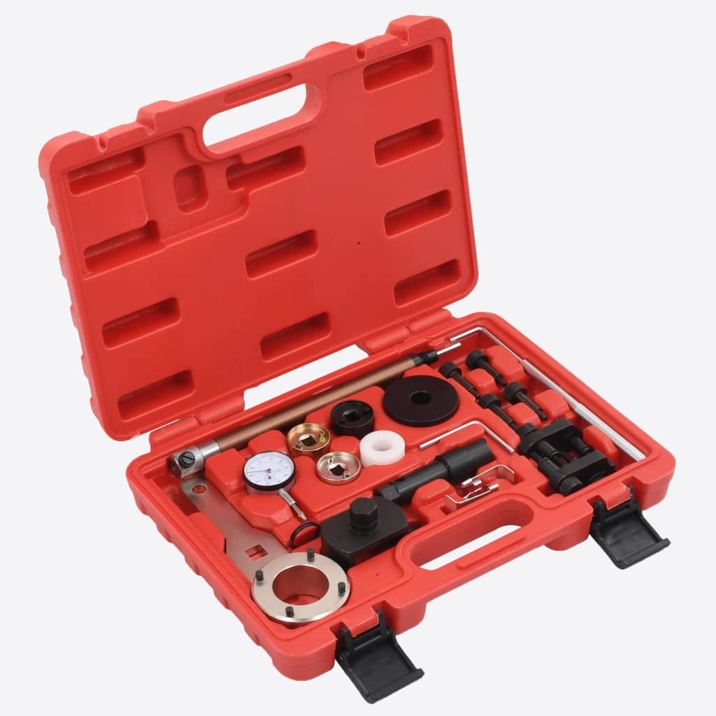 vidaXL Kit scule de sincronizare motor, 22 piese, VAG 1.8/2.0 TSI TFSI imagine vidaxl.ro