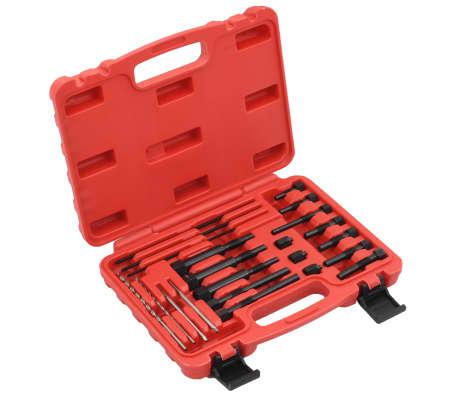 vidaXL 22 Piece Glow Plug Set 8 and 10 mm