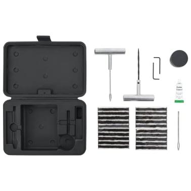 vidaXL Kit de reparación de neumáticos 27 piezas[1/5]