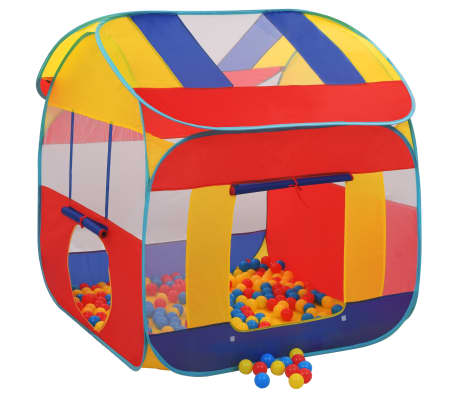 Play Tent with 300 Balls XXL