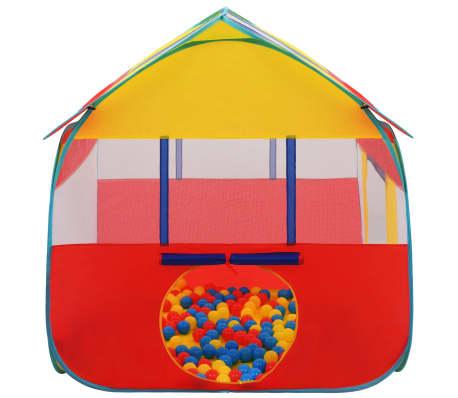 vidaXL Tienda piscina de bolas con 300 bolas XXL[3/9]
