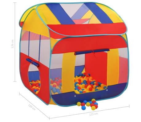 vidaXL Tienda piscina de bolas con 300 bolas XXL[9/9]