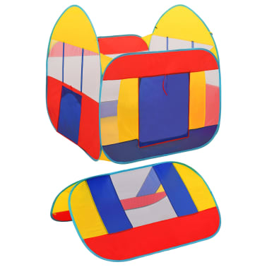 vidaXL Tienda piscina de bolas con 300 bolas XXL[4/9]