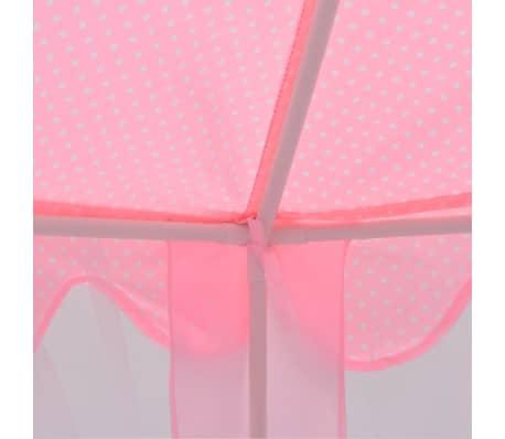 vidaXL Tienda de juegos de princesa rosa[6/8]