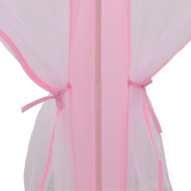 vidaXL Tienda de juegos de princesa rosa[7/8]