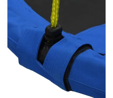 vidaXL Sūpynės, mėlynos spalvos, 110 cm, 150 kg[5/7]