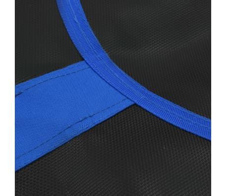 vidaXL Balançoire 110 cm 150 kg Bleu[6/7]