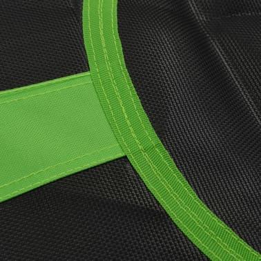 vidaXL Balançoire 110 cm 150 kg Vert[5/7]