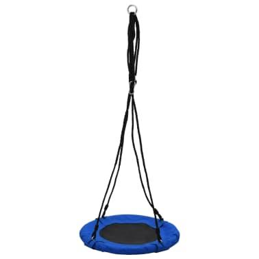 vidaXL Sūpynės, mėlynos spalvos, 60 cm, 100 kg[5/7]