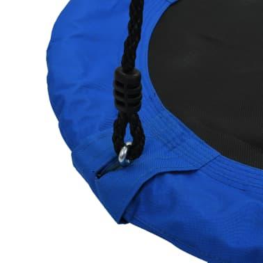 vidaXL Sūpynės, mėlynos spalvos, 60 cm, 100 kg[6/7]