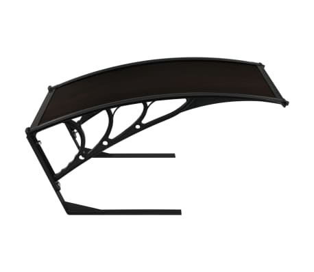 "vidaXL Garage Roof for Robot Lawn Mower 30.3""x40.6""x18.1"" Black[5/9]"