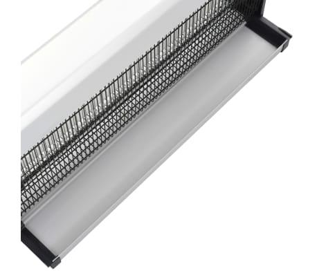 vidaXL Insekticidinė lempa, juodos sp., aliuminis, ABS, 30W[8/10]