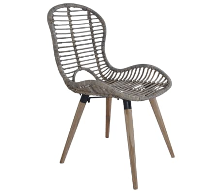 Our unique natural rattan chairs are a perfect combination of style and functionality. They will become the eye-catcher in your kitchen or living room!
