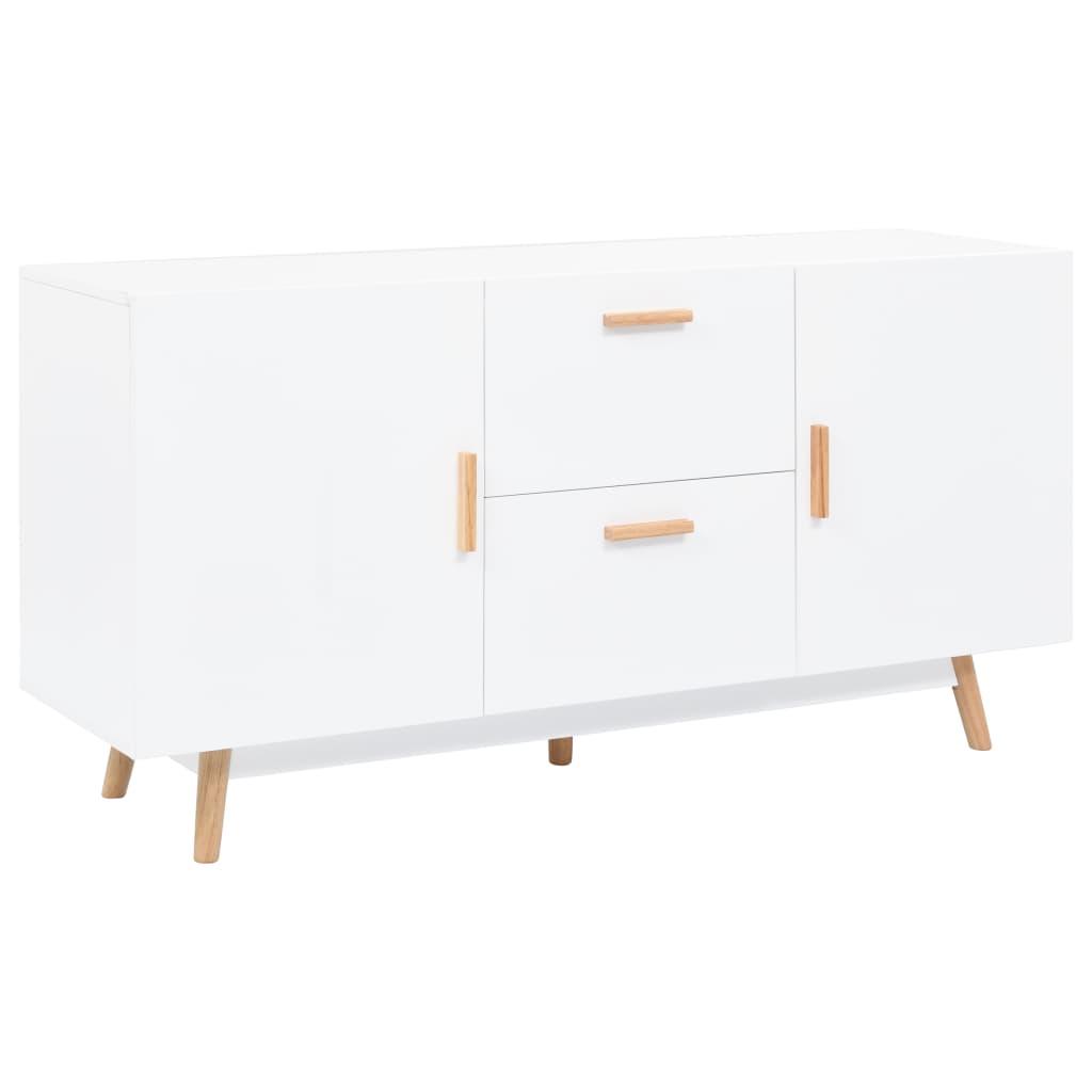 Ta efektowna szafka retro ma skandynawski design i stanie się centralnym punktem Twojego salonu!