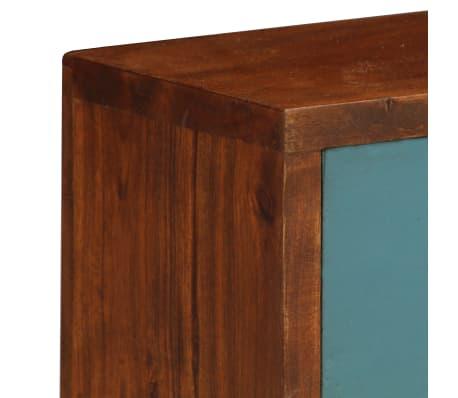 "vidaXL Writing Desk 43.3""x19.6""x35.4"" Solid Acacia Wood[5/15]"