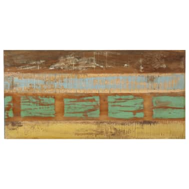 vidaXL Eettafel 120x60x76 cm massief gerecycled hout[5/13]
