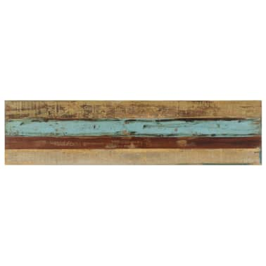 vidaXL Bänk 160 cm massivt återvunnet trä[4/13]
