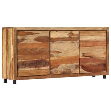 vidaXL Armoire latérale 160 x 38 x 79 cm Bois de récupération massif[11/14]