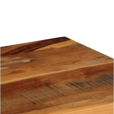 vidaXL Armoire latérale 160 x 38 x 79 cm Bois de récupération massif[7/14]