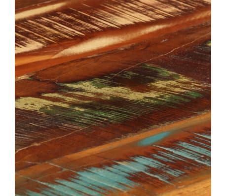vidaXL Kavos staliukas, 85x55x40cm, perdirbtos medienos masyvas[7/14]